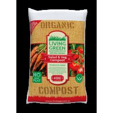 Salad & Veg Certified Organic Compost